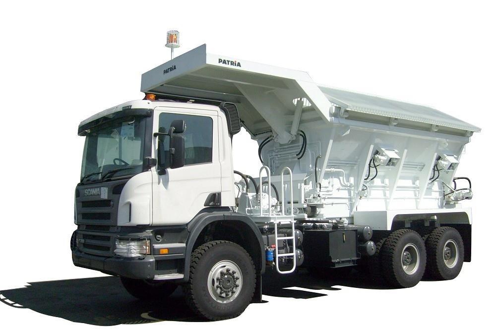Patria mining stemming truck altavistaventures Image collections