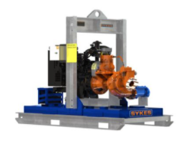 Allightsykes Sewage & Waste Pump
